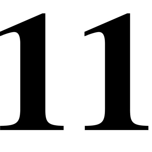 11 >> Seeing The Number 11 The 11 Experience The Examined Life